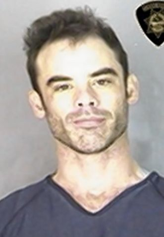 Oregon man Andrew Frey, 37, was allegedly high on meth when he decided to masturbate in a bar.<br><br>When&nbsp;an officer at