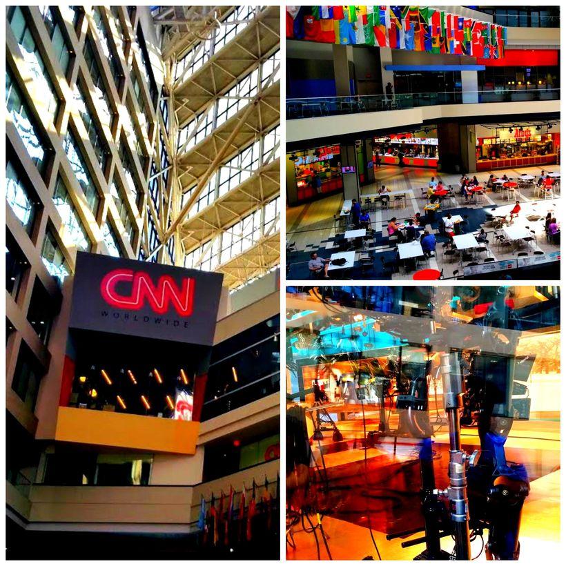 CNN Studio, Atlanta