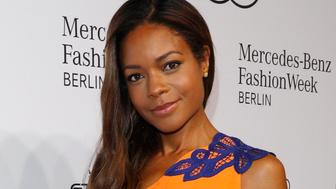 BERLIN, GERMANY - JUNE 30:  Naomie Harris attends the 'Designer for Tomorrow' show during the Mercedes-Benz Fashion Week Berlin Spring/Summer 2017 at Erika Hess Eisstadion on June 30, 2016 in Berlin, Germany.  (Photo by Andreas Rentz/Getty Images for P&C and Fashion ID)
