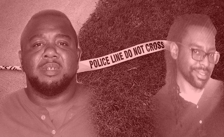 Alton Sterling (L) was fatally shot by police in Louisiana. Philando Castile was fatally shot by an officer in Minnesota.&nbs