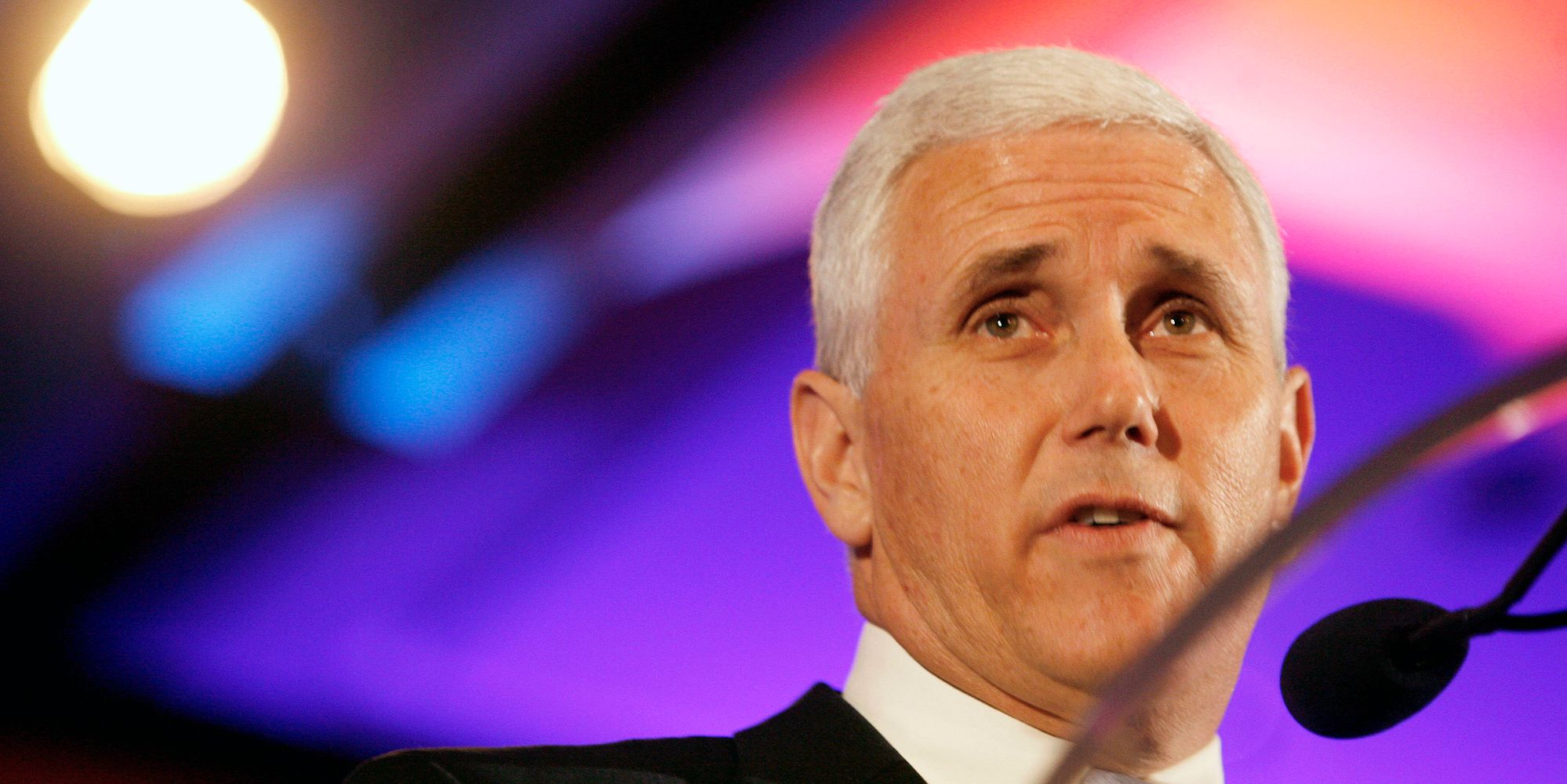 Donald Trump Reportedly Taps Mike Pence As His Vice Presidential Running Mate