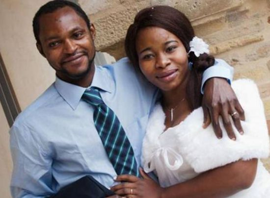 Emmanuel Chidi Namdi and his wife, Chimiary, had settled in the northern Italian town of Fermo to escape violence.