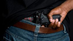 Domestc violence gun loophole