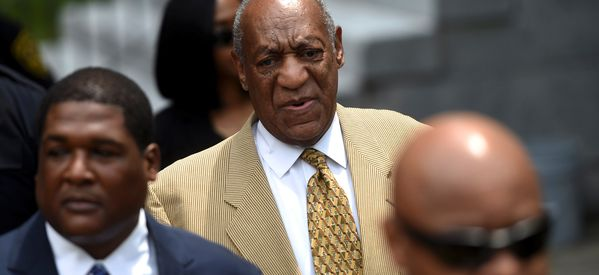 Cosby Ordered To Stand Trial In Sexual Assault Case