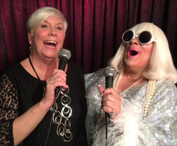 Nancy Witter and Peggy Lee, Together Again