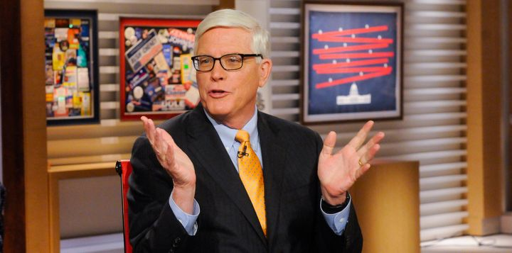 Hugh Hewitt is a Republican, but he'll be voting for a Democrat in California's Senate race this November.