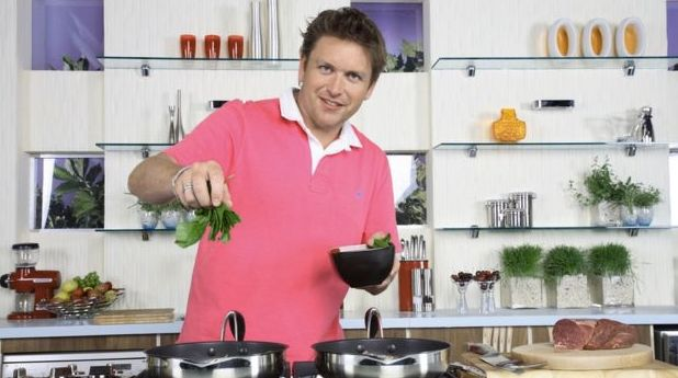 James Martin presented 'Saturday Kitchen' for ten years before quitting in