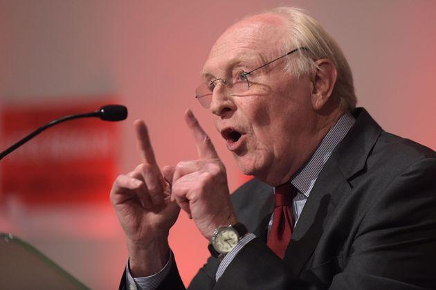 Leaked Audio Reveals Lord Kinnock's Passionate Speech To Labour MPs Demanding Jeremy Corbyn