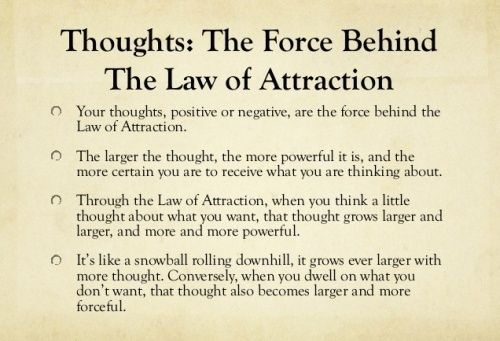 Law of Attraction and Manifestation Miracles
