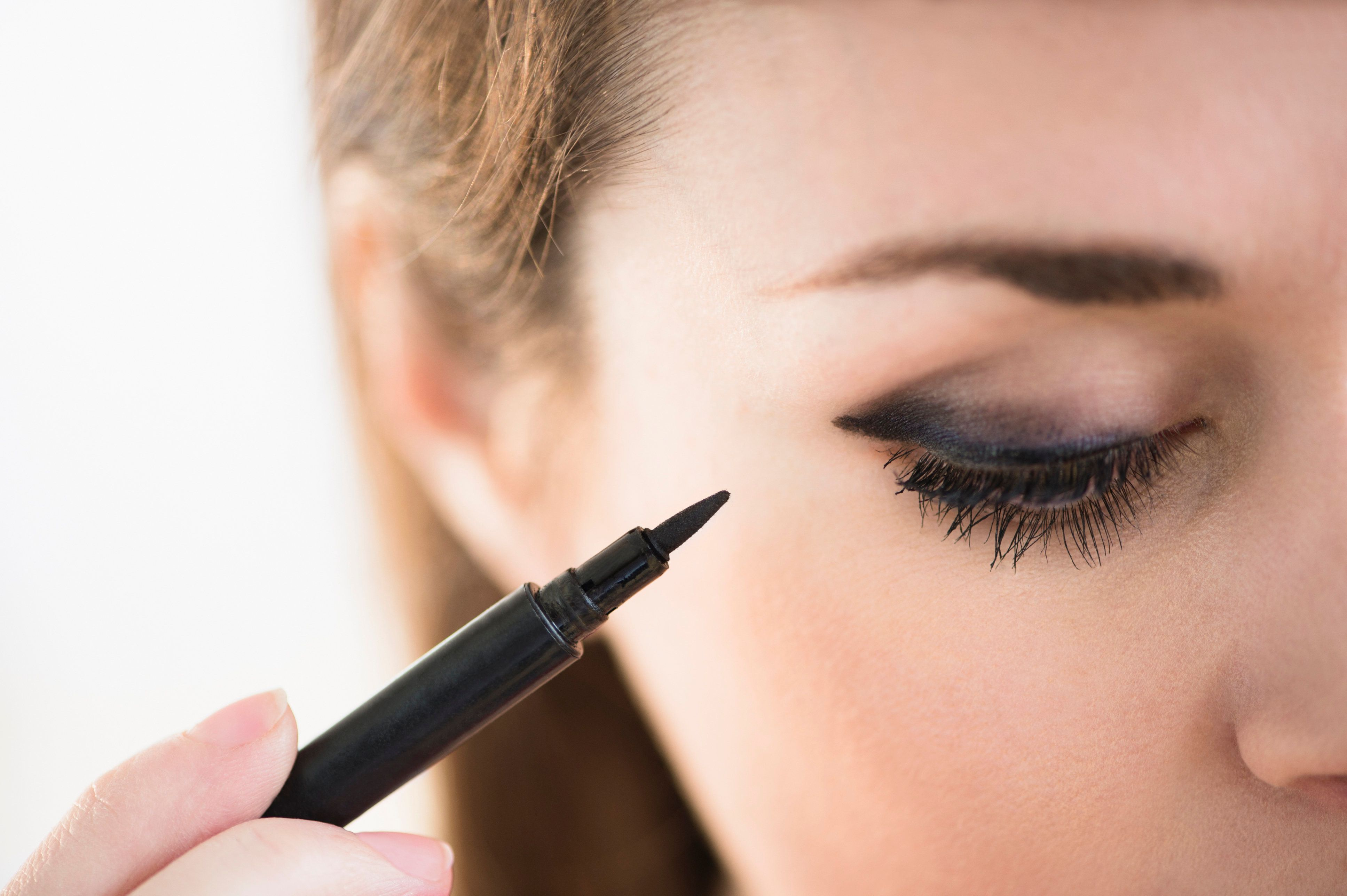 Asda Substitutes Customer's Eyeliner For A Sharpie Pen (Much To Her