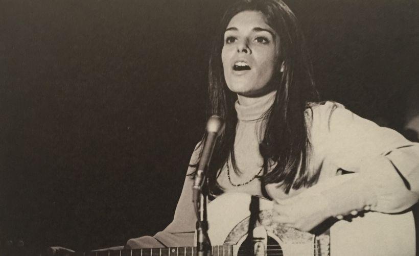 Evie Sands, <i>The Johnny Cash Show,&nbsp;</i>June 1969.&nbsp;