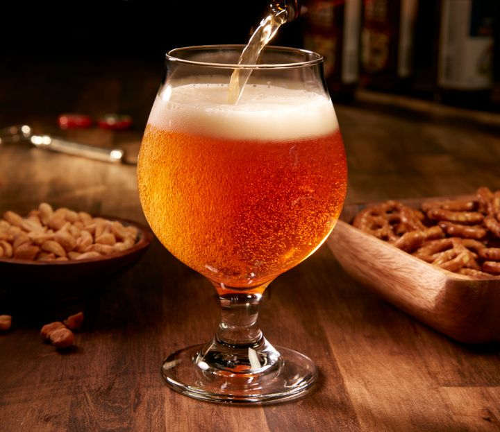 What type of beer you drink -- and in what quantity -- matters morethan the size of the brewery your beerwas produced in.
