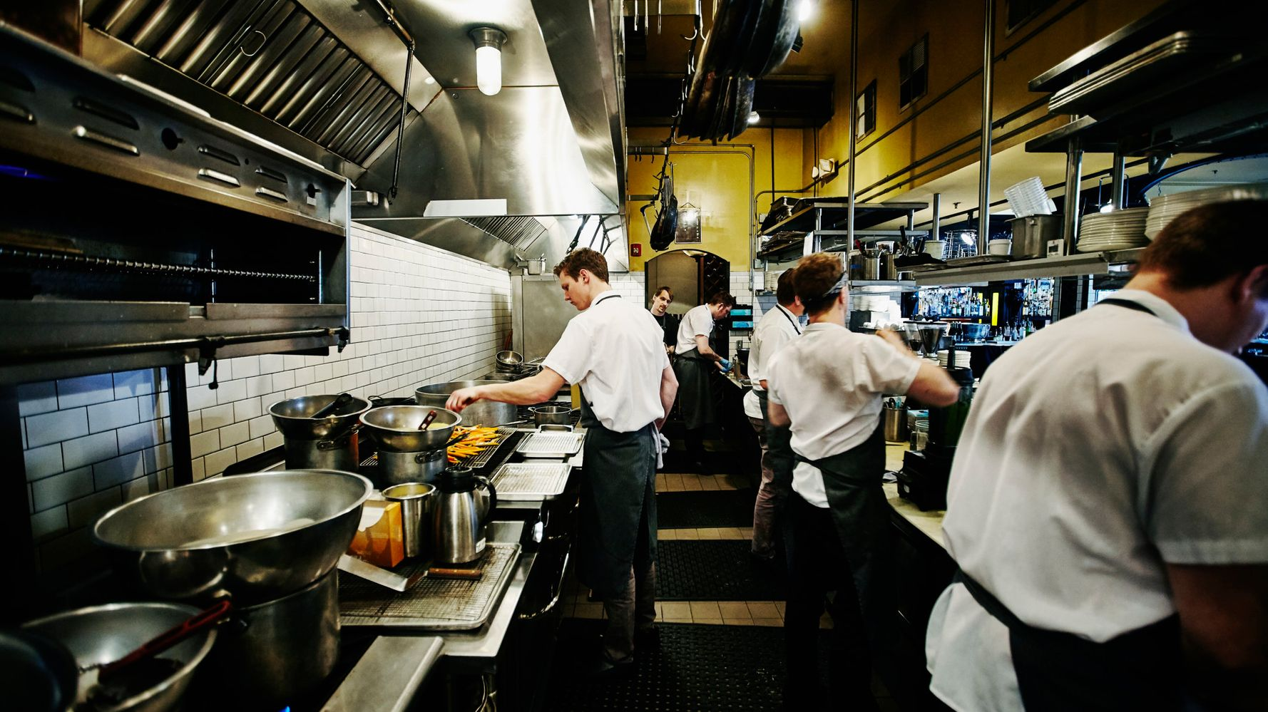Restaurants Officially Have No Excuse Not To Donate Leftover Food