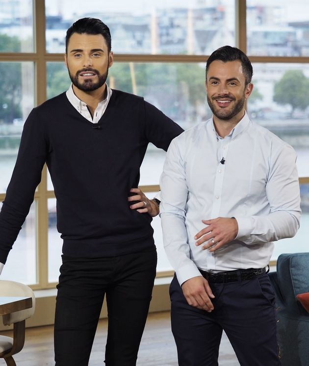 'This Morning' Viewers Praise Rylan Clark-Neal And Husband Dan For Presenting