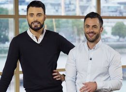 Viewers Praise Rylan And Husband Dan As They Make 'This Morning' History
