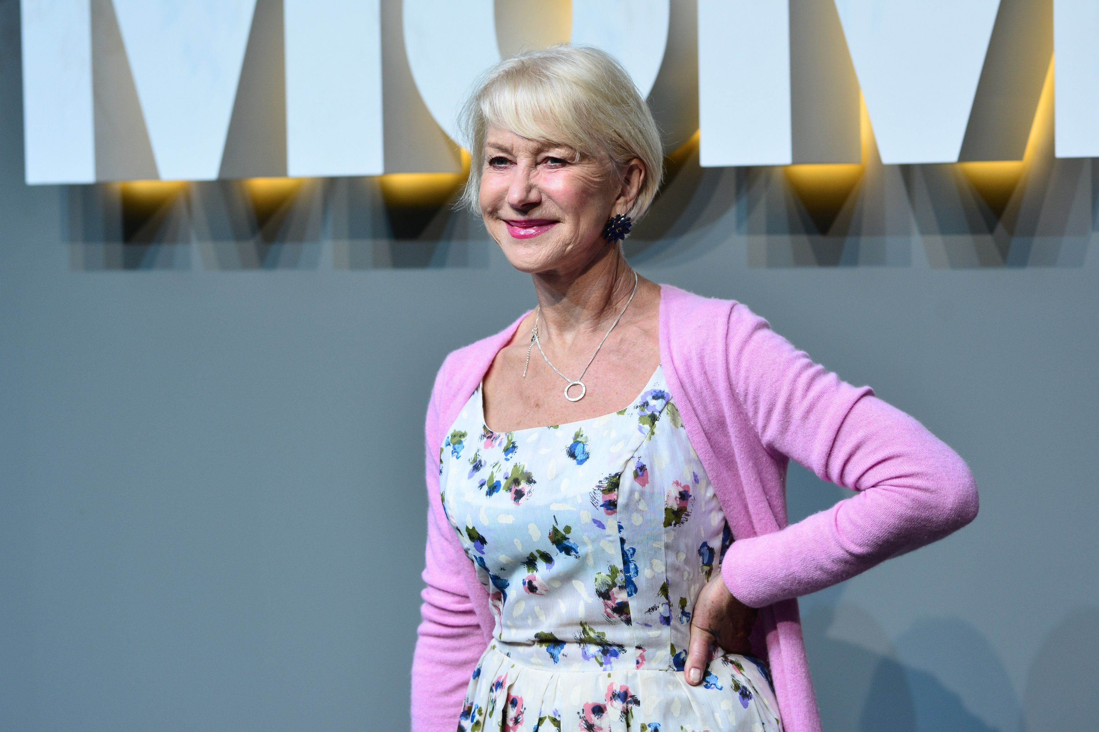 Helen Mirren Discusses Hollywood Sexism And