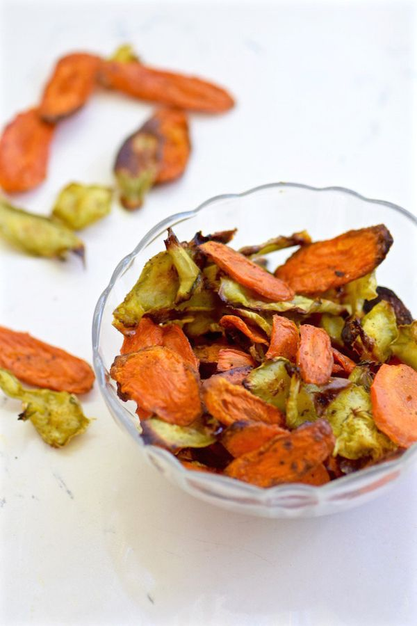 """<strong>Get the <a href=""""http://www.tastingpage.com/cooking/carrot-and-broccoli-chips"""" target=""""_blank"""">Carrot And Broccoli Ch"""