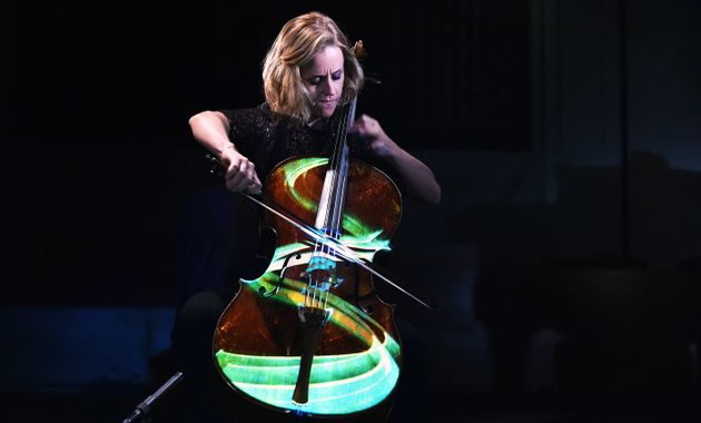 Sol Gabetta plays Elgar's Cello Concerto in E