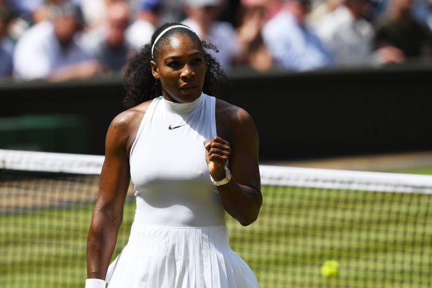 Williams sisters win 6th Wimbledon doubles