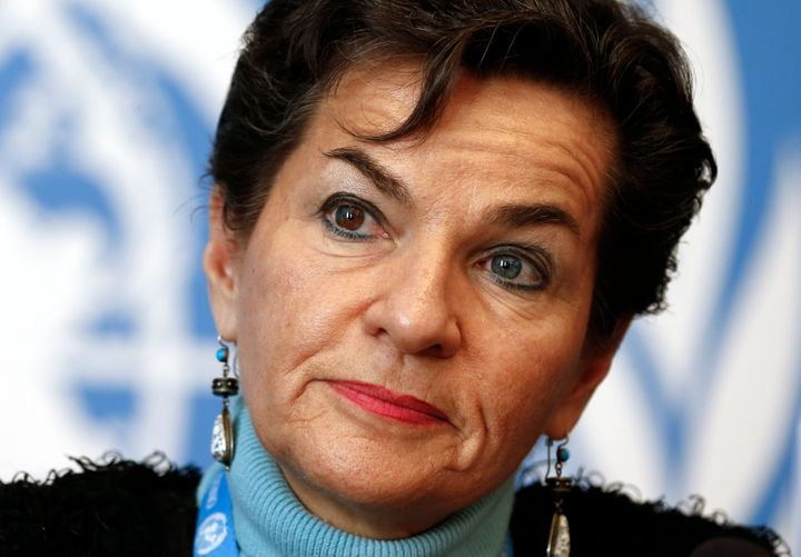 Christiana Figueres, Executive Secretary of the United Nations Framework Convention on Climate Change, was recently nom