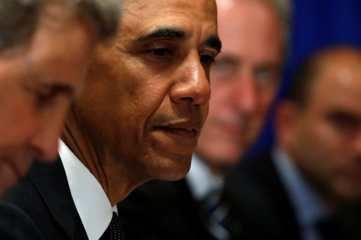 President Barack Obama told HuffPost last year that he'slooking forward to getting more sleep after leaving the Oval Of