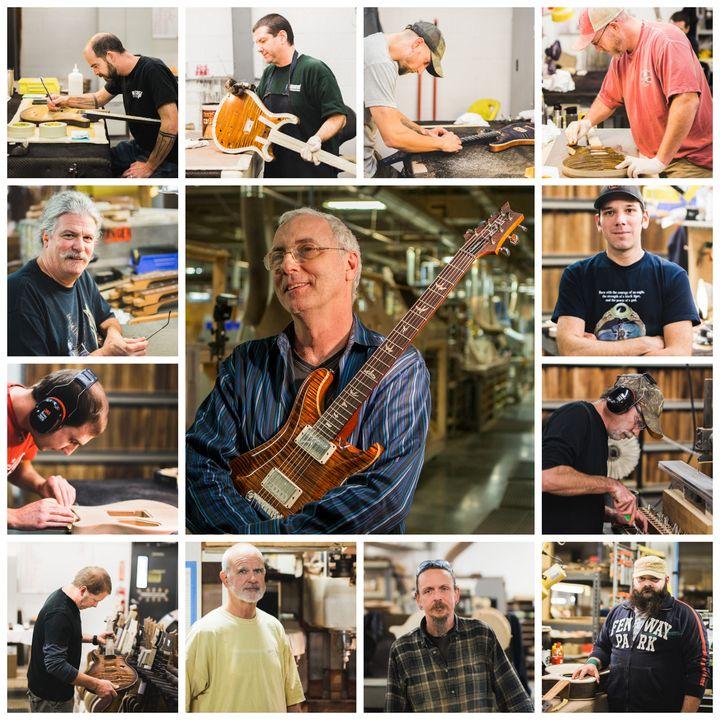 From Top Left (Clockwise): Brian Lutz, Rick Ames, Jason Spicer, Dave Crocker, Rich Schaefer, Rob Cartney, Austin Harris, Rich