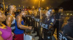 Protests Over Police Violence Spread Around
