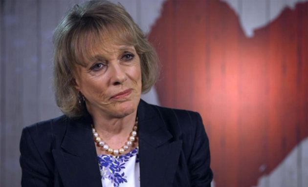 Esther Rantzen appeared on 'Celebrity First