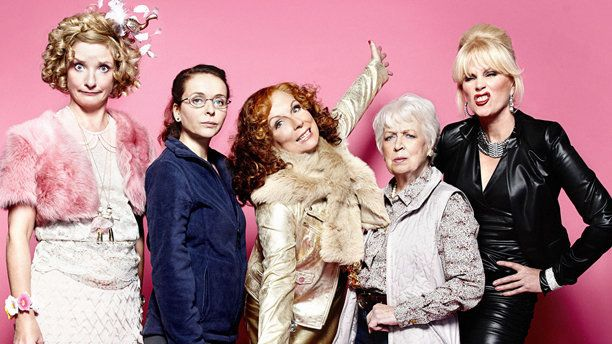 Which 'Ab Fab' Star Is Tipped For 'Celebrity Big