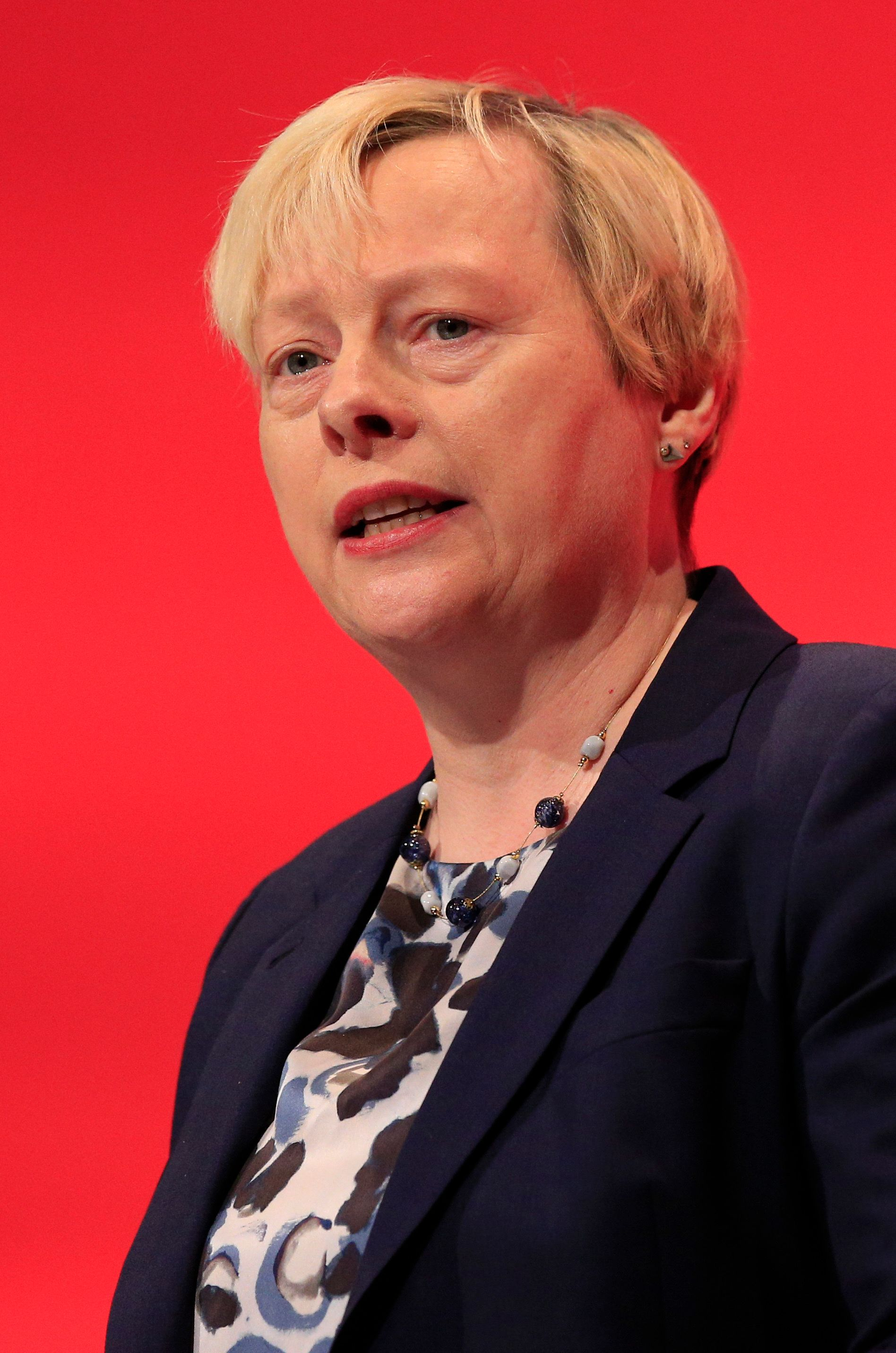 Angela Eagle To Announce She Will Stand For Labour Party