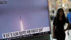 North Korea Fires Missile From Submarine But Test Fails: South