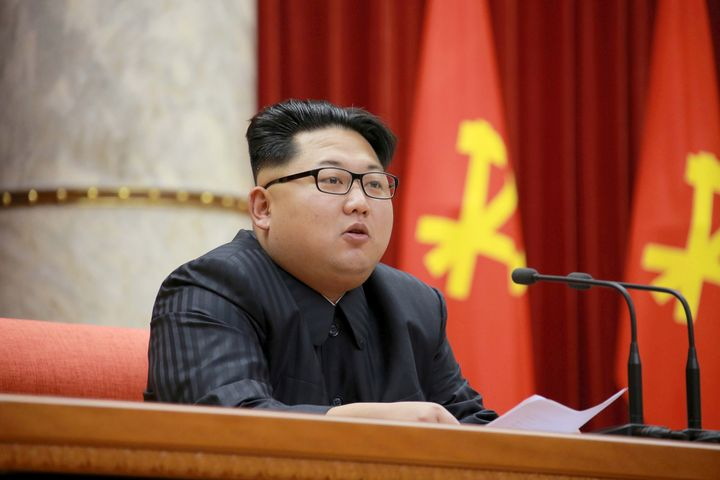 "The U.S. blacklisted North Korea's leader Kim Jong Un, which the nation called a ""declaration of war."""