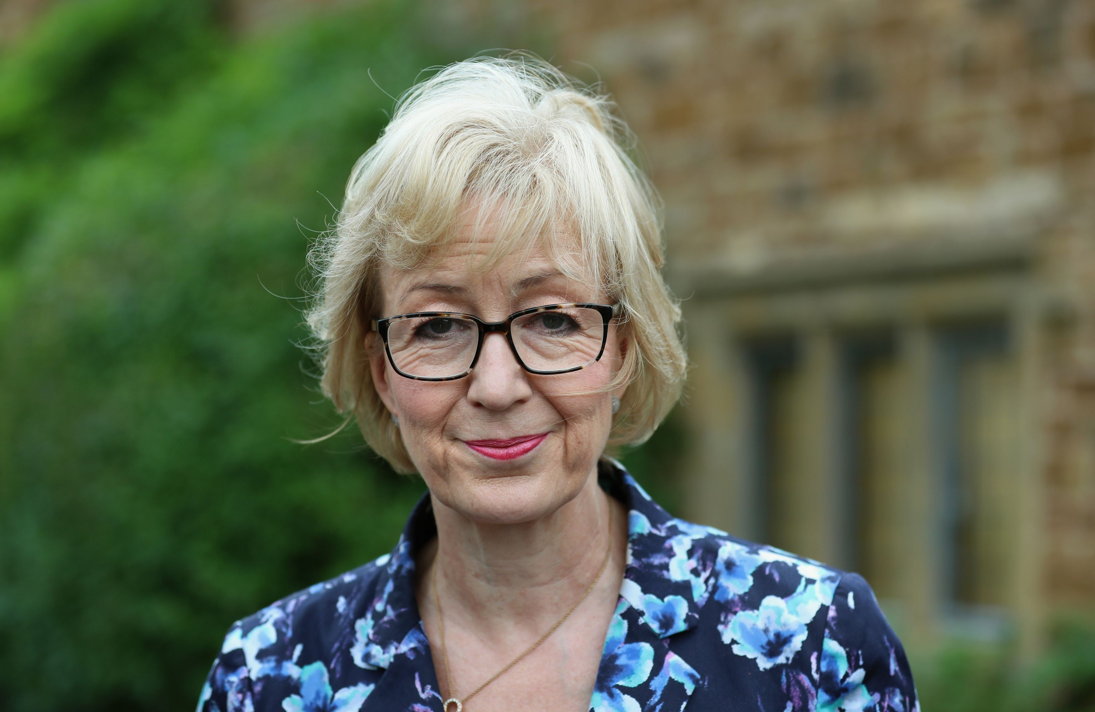 Leadsom: 'I'm not a