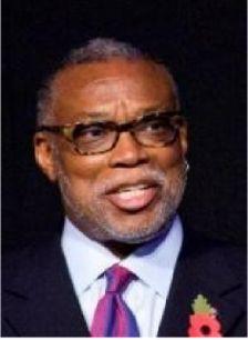 Ronald Hampton, a former Washington D.C. police officer.