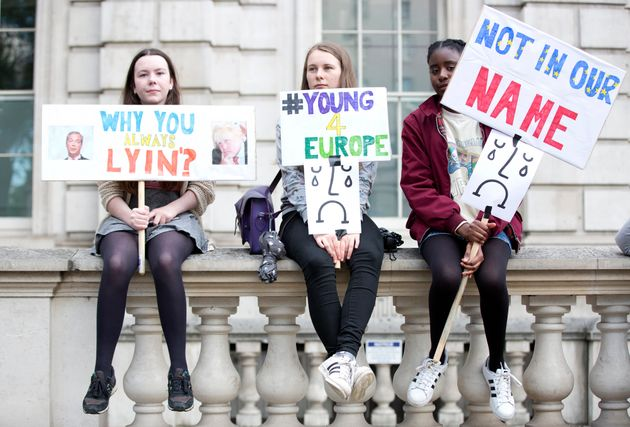 Young anti-Brexit