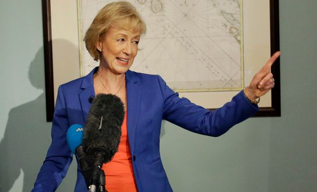 Andrea Leadsom Chastised By Conservative Colleagues For Times Motherhood