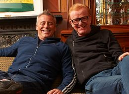 Chris Evans Throw Support Behind 'Top Gear' Co-Host Matt LeBlanc