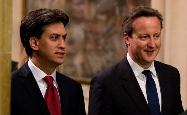 The Conservatives' attack on Ed Miliband in the last election was mocked by some voters after the EU...