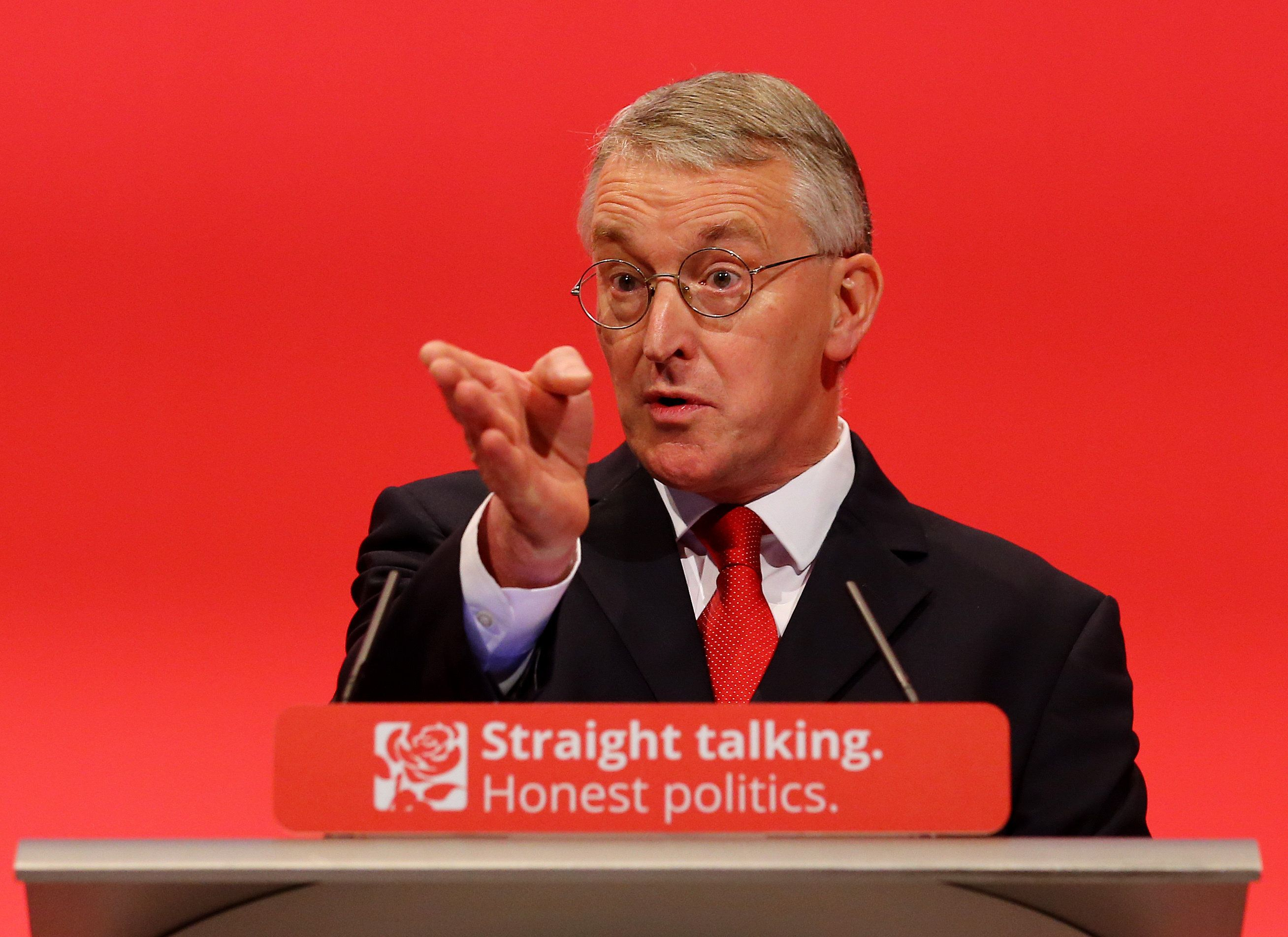 Hilary Benn Launches Blistering Tirade At Momentum Boss For Election