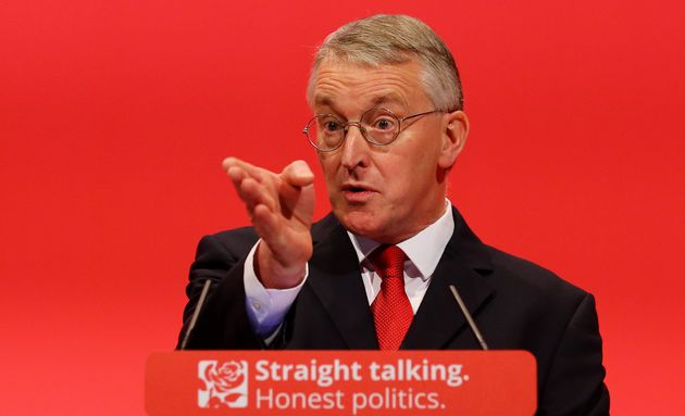 Hilary Benn explained to the Momentum chief all of the policies Labour had instituted by winning
