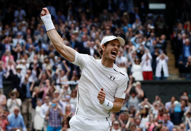 Andy Murray has won his second Wimbledon, claiming victory in straight