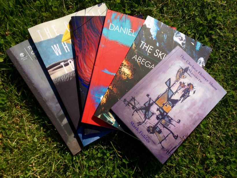 A crop of excellent poetry books to fill your summer days