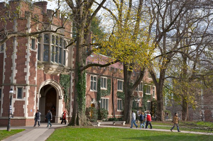 Princeton ranks No. 1 this year.