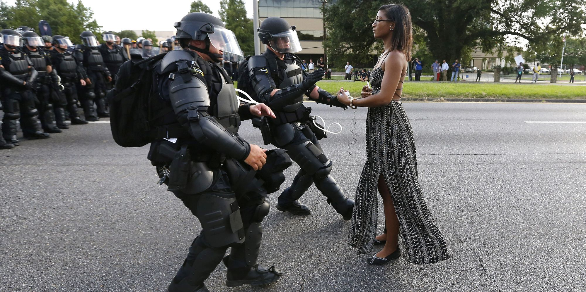 This Black Lives Matter Photo Should Be Seen Around The World
