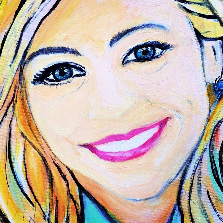 FierceWomen Portrait of Christy Uffelman