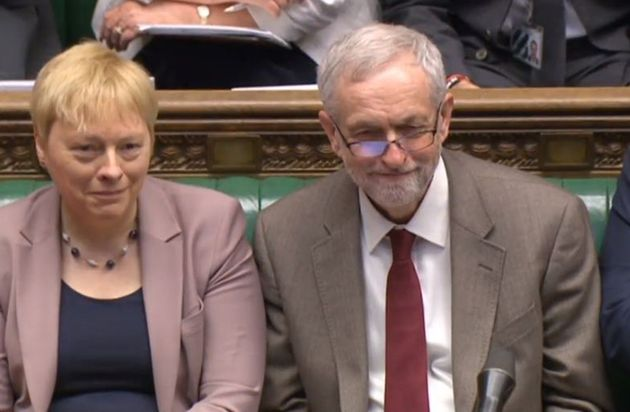 Angela Eagle Is 'Empire Strikes Back' Labour Leadership Candidate, Says Diane