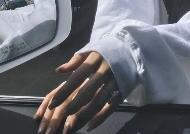 Kylie Jenner Not Engaged Despite Flashing Massive Bling on Her Ring Finger