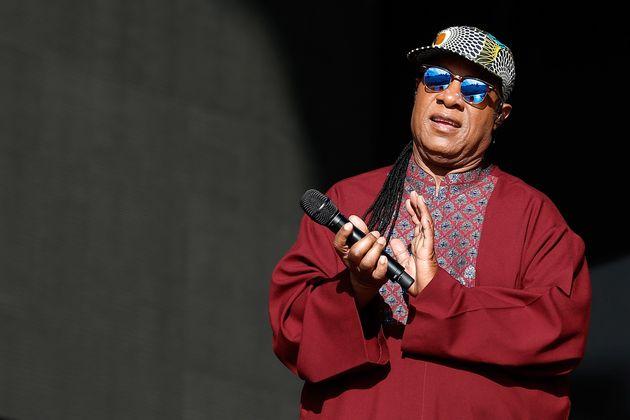 Stevie Wonder Delivers Powerful Black Lives Matter Address As He Closes British Summertime
