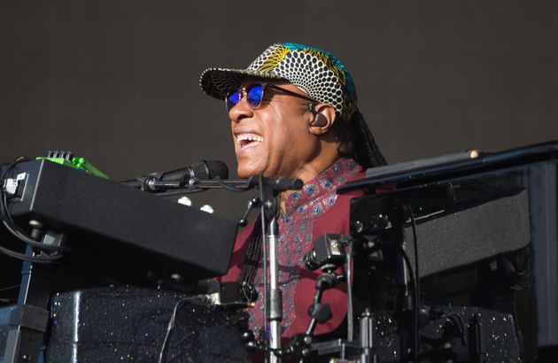 Stevie played the entirety of his 'Songs From The Key Of Life'