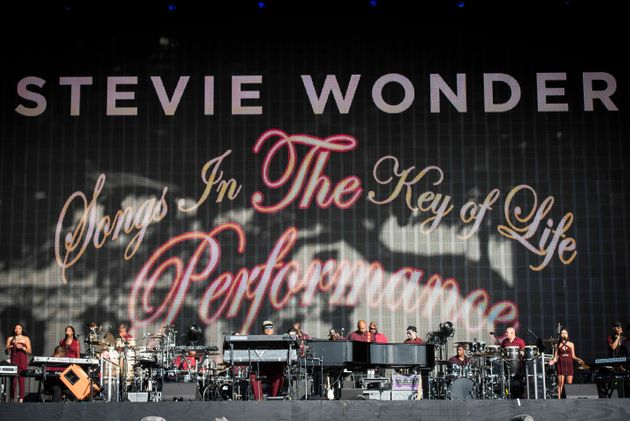 Stevie closed the British Summertime